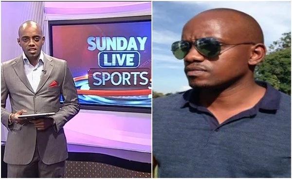 Mtangazaji wa Citizen TV afukuzwa kama mbwa