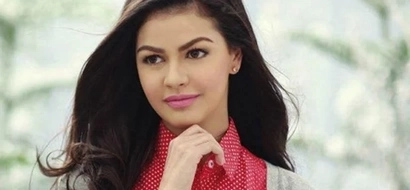 Daring Janine Gutierrez takes on one of men's toughest jobs - a crane operator