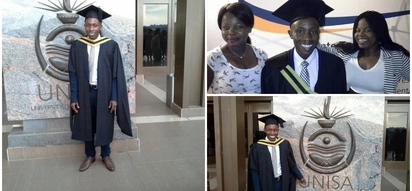 From refugee to chemical engineer: How an orphan's dreams came true in South Africa