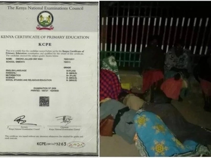 Parents in Makueni forced to spend nights in the cold over birth certificates
