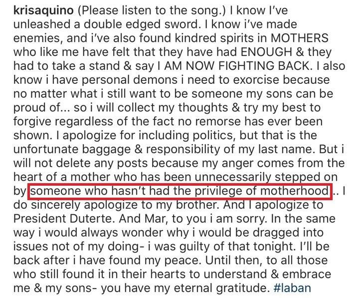 Kris Aquino's 'below the belt' tirade to Korina Sanchez's draws flak online