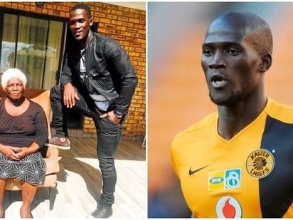 "Siphelele Mthembu is a self-proclaimed 'mama's boy': ""She's always been there"""