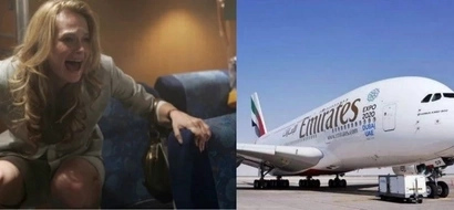 The reason why this flight from Muscat to Dubai got cancelled will truly scare you if you have ophidiophobia