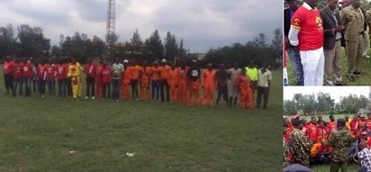 Brotherly love as Jubilee Party and ODM supporters meet in Nakuru