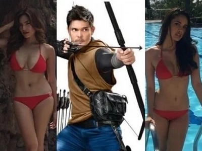 Megan Young, Andrea Torres duel for love in racy swimsuit
