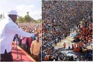 Raila's passionate appeal to his supporters ahead of the 2017 General Election