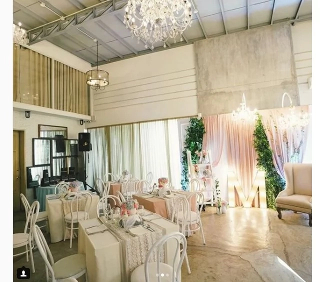 Saab Magalona threw a fabulous bridal shower for her sister Maxene Magalona