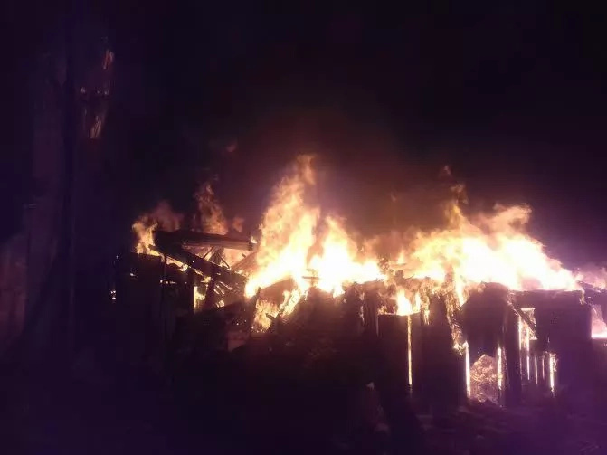 Photos: Deadly fire in Mathare destroys homes