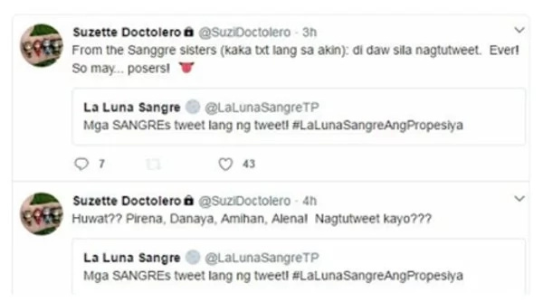 'Encantadia' headwriter joins word war on the use of 'Sang'gre'