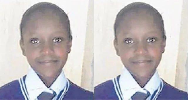 Faces of the girls killed in the Moi Girls fire