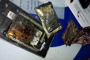 Samsung Galaxy Note 3 Explodes In Man's Pocket And Photos Are EWWWW