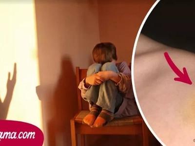 Padres golpearon a este pequeño hasta que al final encontraron una desgarradora carta en sus manos