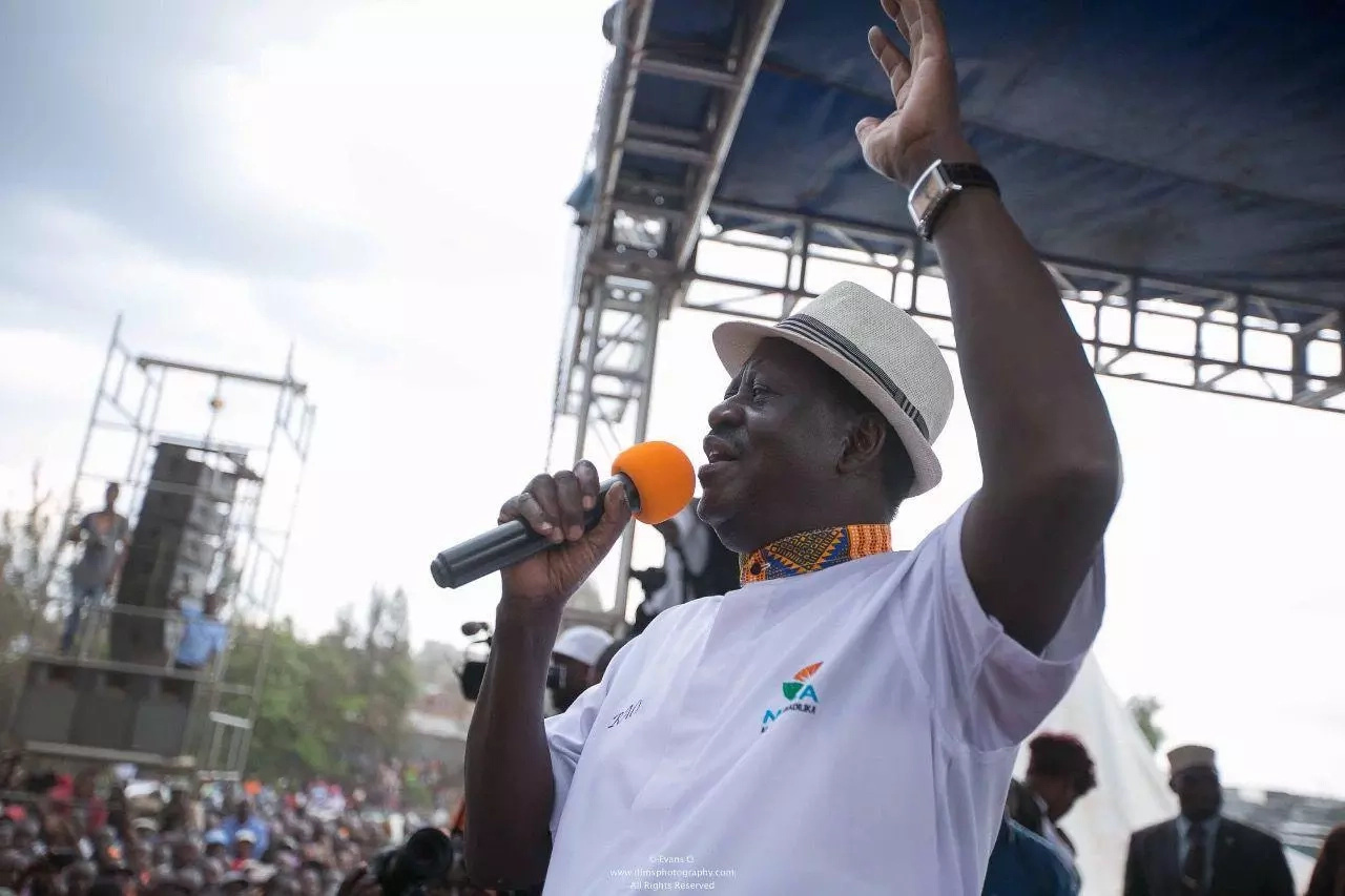 War of words escalate between ODM, Mudavadi over Raila ...