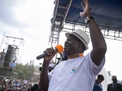 It's either democracy or self-determination - NASA Principals