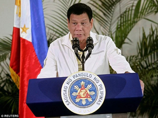 PH President Duterte tells off US President Obama