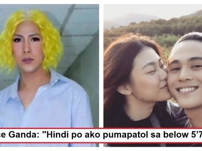 "Vice Ganda clarifies his relationship with Franco Hernandez: ""Hindi po kami magdyowa"""
