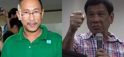 Mangudadatu joins Duterte in war against drugs