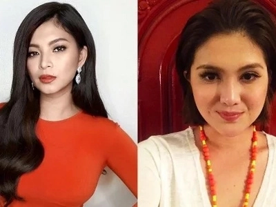 Angel Locsin is such a supportive friend to Dimples Romana because of this simple message