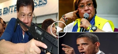 5 People who Duterte wants to go to hell ASAP