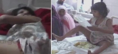 8-year-old girl unable to walk or talk like human found living with MONKEYS (photos, video)
