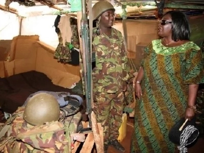 Defence CS Raychelle Omamo to pay sacked KDF soldier KSh 15 Million