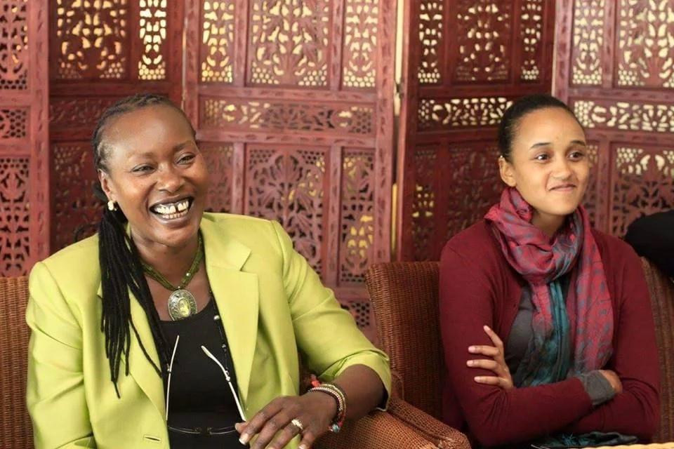 Uhuru Kenyatta's adopted son spends time with Ngina Kenyatta