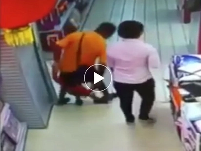 Nakakagalit! Dad accidentally falls on child and crushes him to death