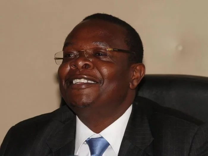 Paul Otuoma presents surprise running mate after resigning from ODM
