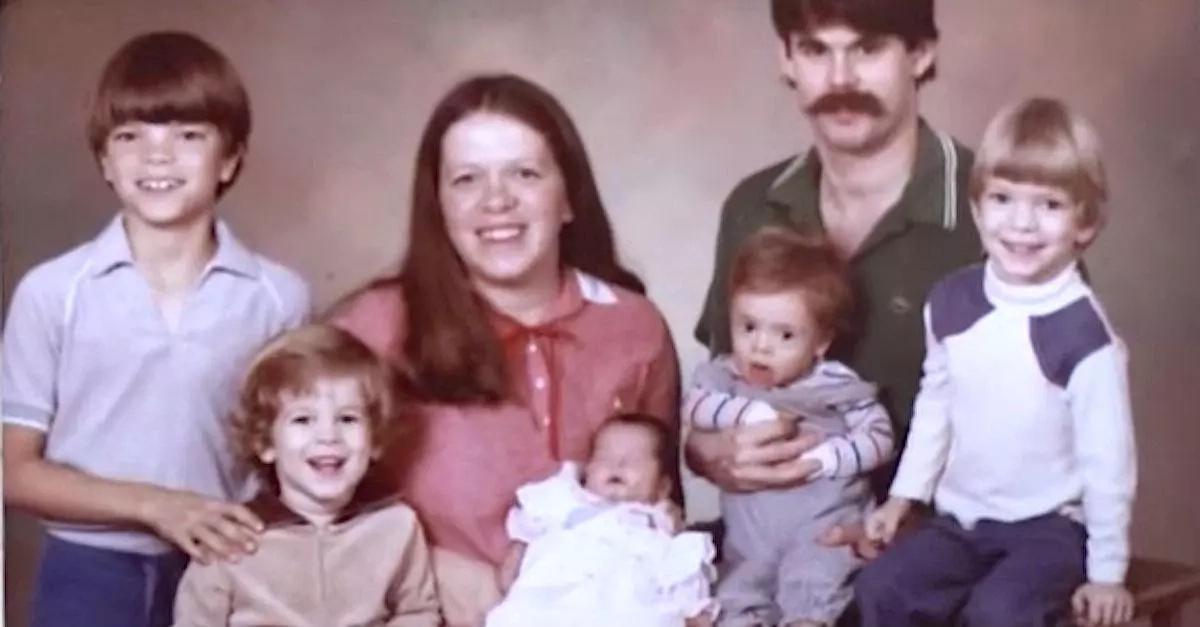 Esta increíble familia crio a 9 niños con Síndrome de Down