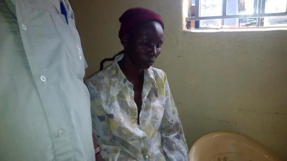 Bungoma woman busted after kidnaping 7-year-old girl and demanding KSh 250