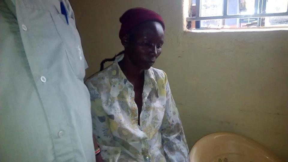 Hatimaye, mwanamke kutoka Bungoma akamatwa kwa kuiba mtoto na kuitisha fidia