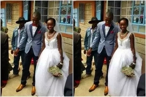 Kenyan pastor ATTACKS KSh 100 couple after lavish Valentines Day wedding