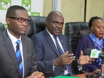 Chiloba going on leave is inconsequential - IEBC commissioner