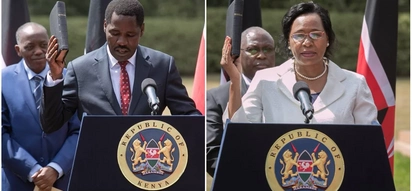 Newly appointed Cabinet Secretaries get 2 security personnel each and TUKO. co.ke has the details