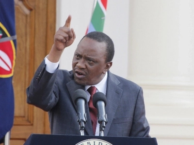Uhuru blasts Ruto after he was BADLY rejected in Bomet