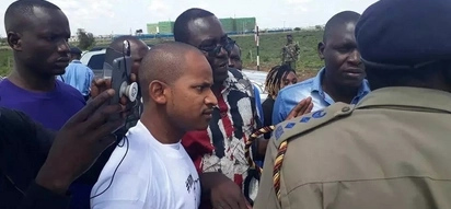 Vocal Embakasi East MP Babu Owino arrested yet again