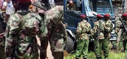 TENSION as 2 GSU officers go missing after horrific attack