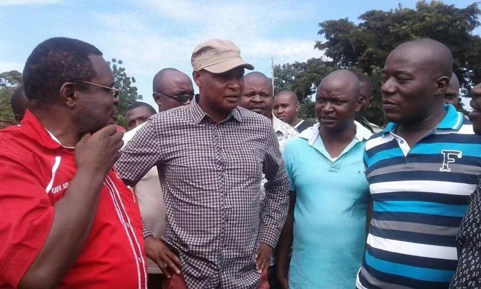 Ken Lusaka akosolewa vibaya kwa kujihusisha na 'wezi'
