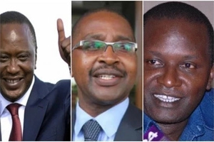 Muranga gubernatorial race takes a SURPRISE twist