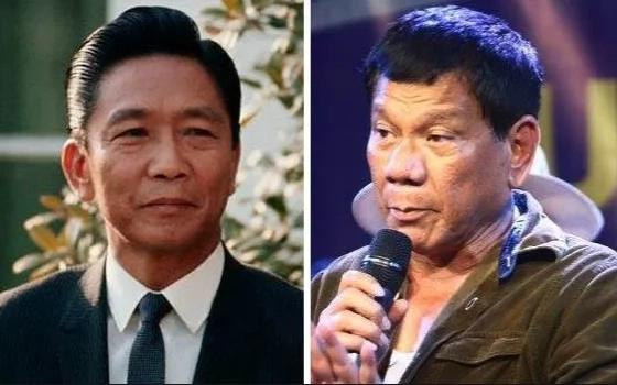 Bongbong Marcos talks to Duterte on burial