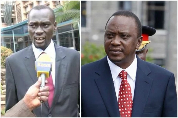 Eight times President Uhuru Kenyatta lost his temper and went off on Kenyans