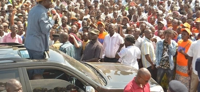 Raila Odinga launches a scathing attack on ODM defectors