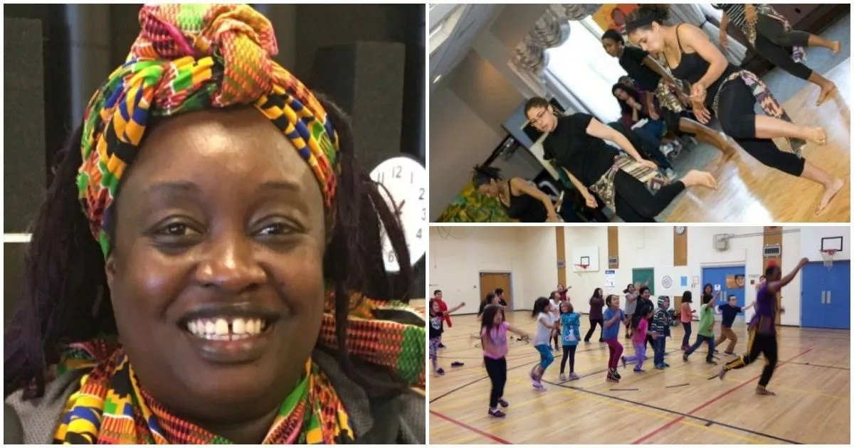 Meet African woman who founded an African dance studio in Canada (photos, video)