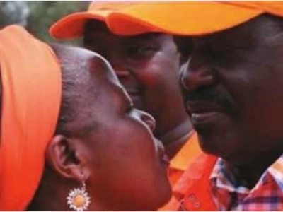 Bishop Margaret Wanjiru set to ditch Uhuru for Raila and for a SURPRISE reason