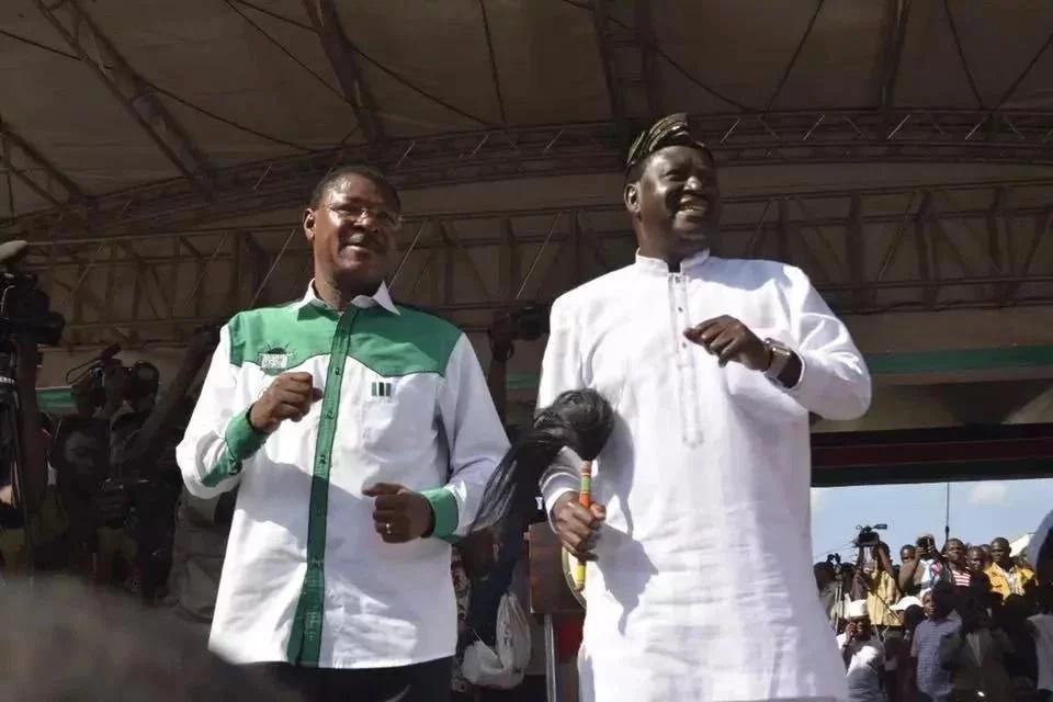 Kalonzo amtaka Raila kufanya uamuzi mgumu baada ya kukutana na Moses Wetangula