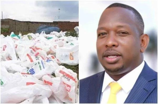 Haya ndiyo aliyoyasema Mike Sonko kuhusu marufuku ya mifuko ya plastiki, analo suluhu