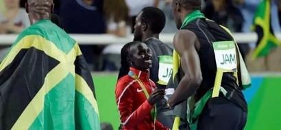 Vivian Cheruiyot reveals her relationship with Usain Bolt