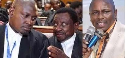 Mbunge wa NASA aondoka kwa hasira NTV baada ya ujumbe wa kukera