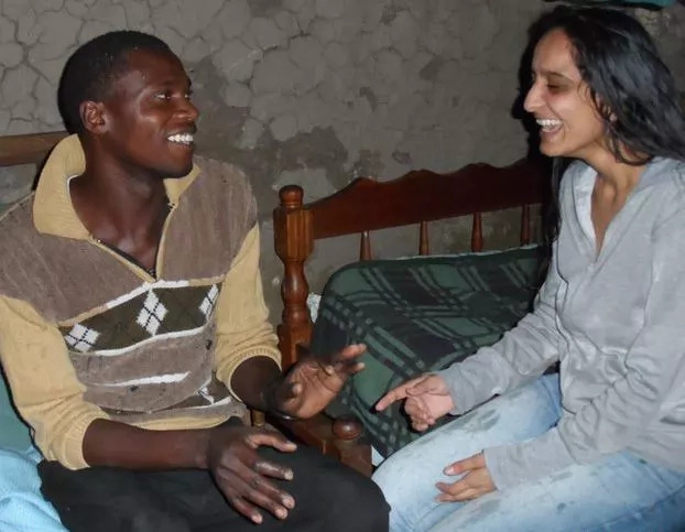 Bukusu darling reveals love souvenir from Sarika Patel