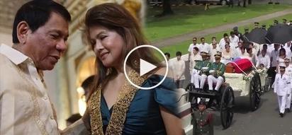 Nagbubunyi ang buong angkan! Imee Marcos flaunts state burial of dictator father at sacred LNMB